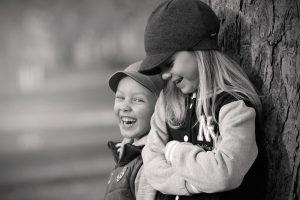 Children, Rires, Joie, Confiance