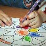 Coloriage, Motricité-Fine, Apprentissage, Education, Pédagogie, Petit, Enfant,