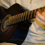 Musique, Guitare, Victor,