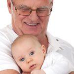 Famille, Grands-Parents, Enfant, Bébé, Rituels,