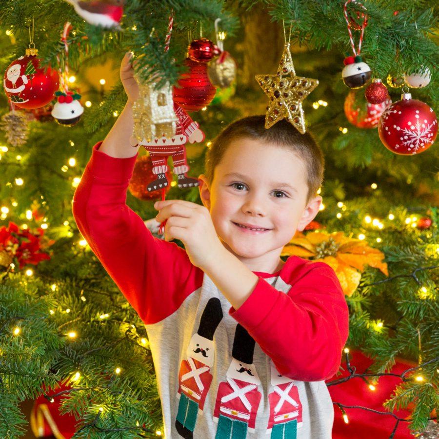 Père-Noël, Enfant, Noël, Histoire, Famille, Fête, Cadeaux, Réveillon,